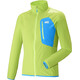 Millet M's LTK Airy Jacket Acid Green/Electric Blue